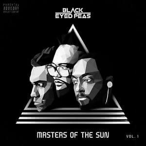 BLACK EYED PEAS - MASTERS OF THE SUN VOL 1 (CD)