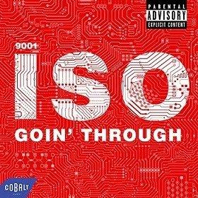 GOIN' THROUGH – ISO 9001 (CD)